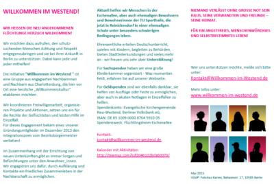Unser Flyer zum herunterladen