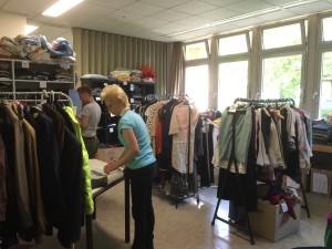 Die Boutique - Kleiderkammer in der Eschenallee